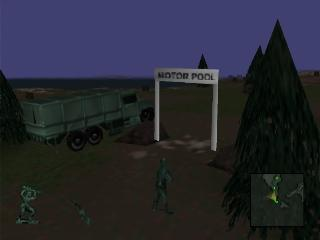 Screenshot Thumbnail / Media File 1 for Army Men 3D [U]